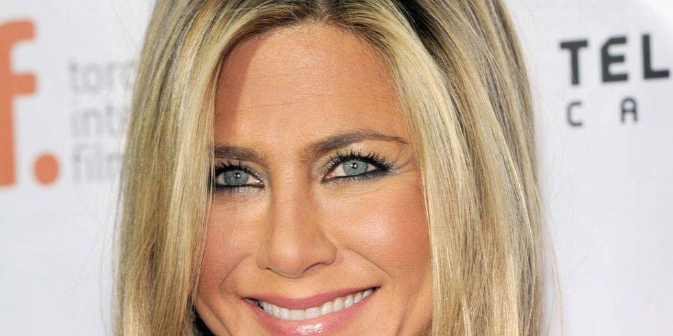 Jennifer Aniston Favorite Hairstyle Jennifer Aniston Hair