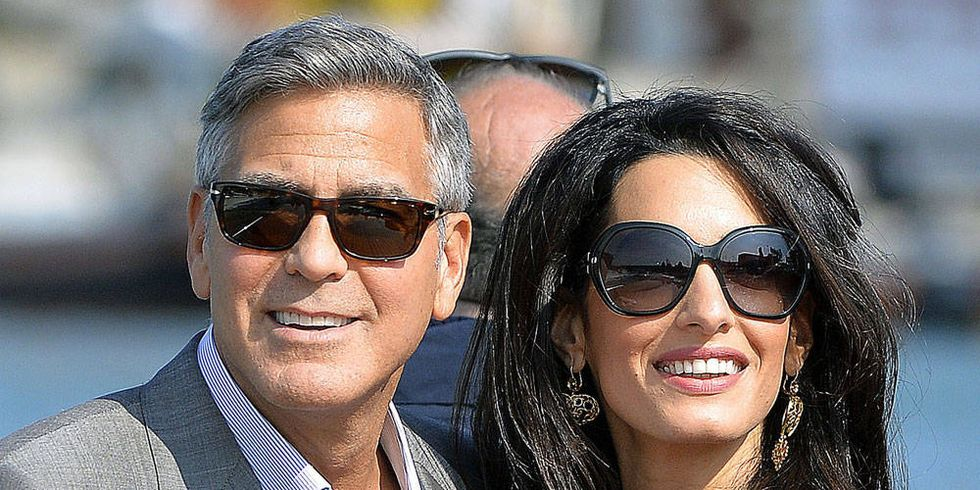 More Details from George & Amal's Wedding Emerge