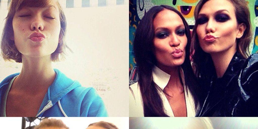 How To Take A Selfie Like a Supermodel