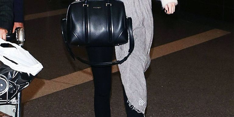 14 Celebs with Amazing Airport Style