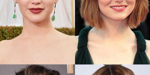 Hair, Face, Head, Lip, Hairstyle, Eye, Chin, Eyebrow, Eyelash, Style,