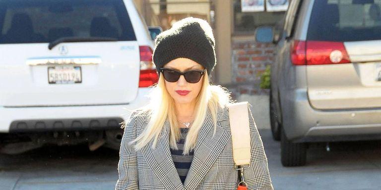 11 Ways Gwen Stefani's Pregnancy Style is Inspiring