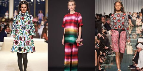 Clothing, Sleeve, Pattern, Textile, Fashion show, Style, Street fashion, Plaid, Fashion, Fashion model,