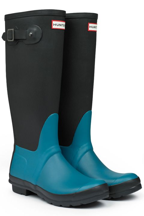 Blue, Boot, Teal, Aqua, Turquoise, Riding boot, Costume accessory, Electric blue, Rain boot, Knee-high boot,