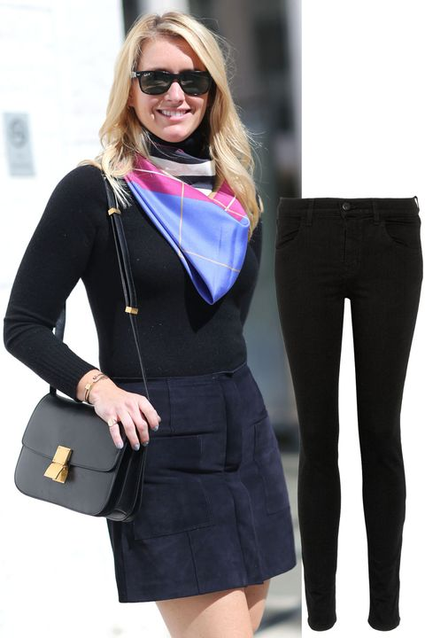 Clothing, Eyewear, Sleeve, Shoulder, Outerwear, Dress, Bag, Style, Collar, Fashion accessory,