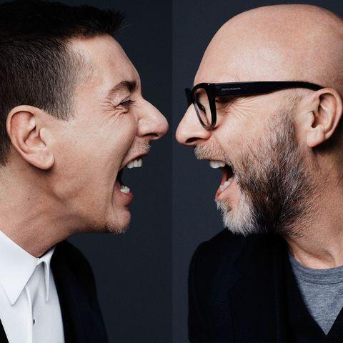 7ffbeb12a32f5 Domenico Dolce   Stefano Gabbana Interview - Dolce   Gabbana 30th ...