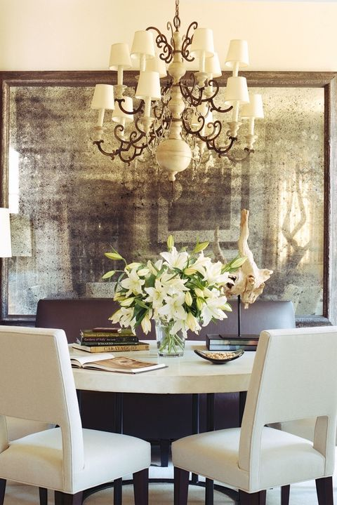 Room, Yellow, Interior design, Furniture, Table, Interior design, Dining room, Chair, Home, House,