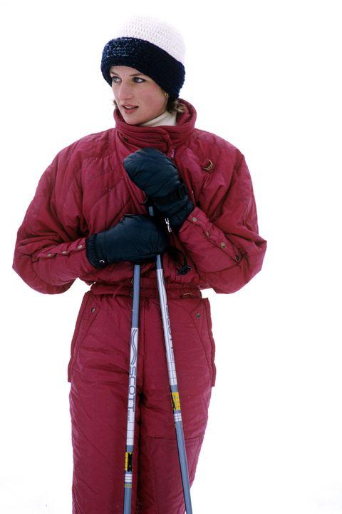 Jacket, Sleeve, Winter, Textile, Standing, Glove, Cap, Beanie, Knit cap, Maroon,