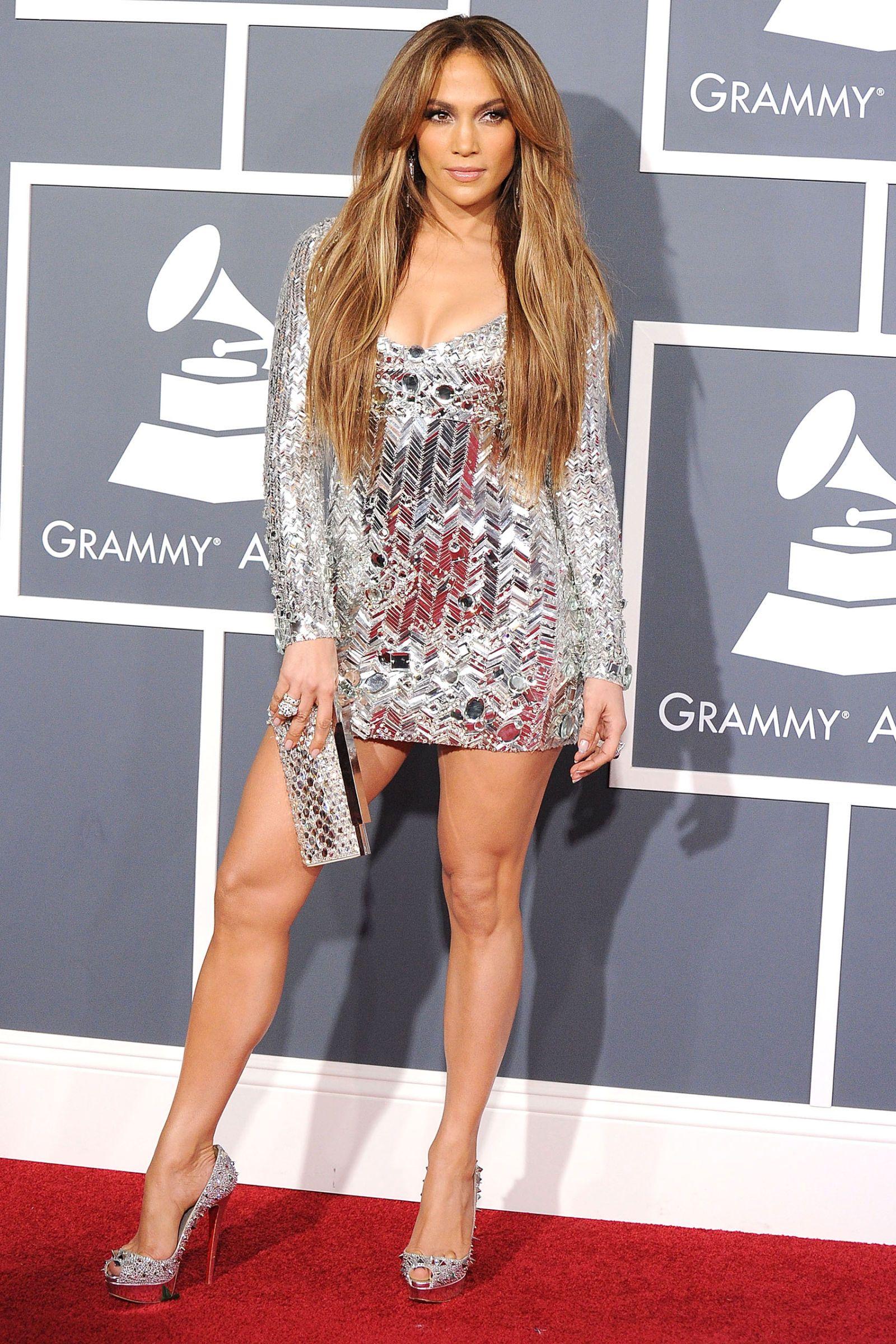 Celebrity leg sexy