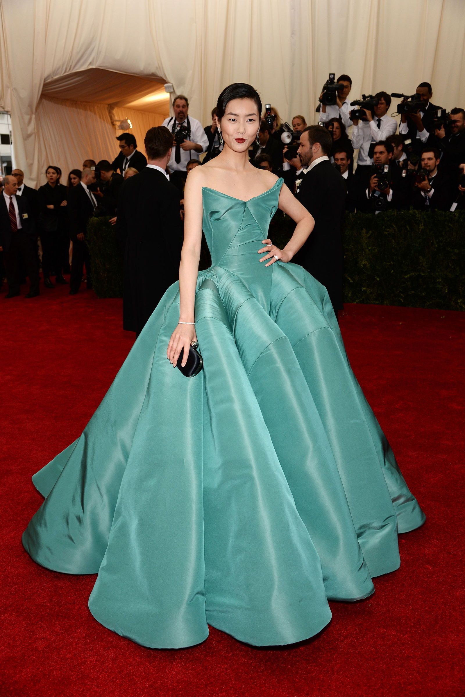 Game Changing Dresses of 2014 - The Best Celebrity Dresses of 2014