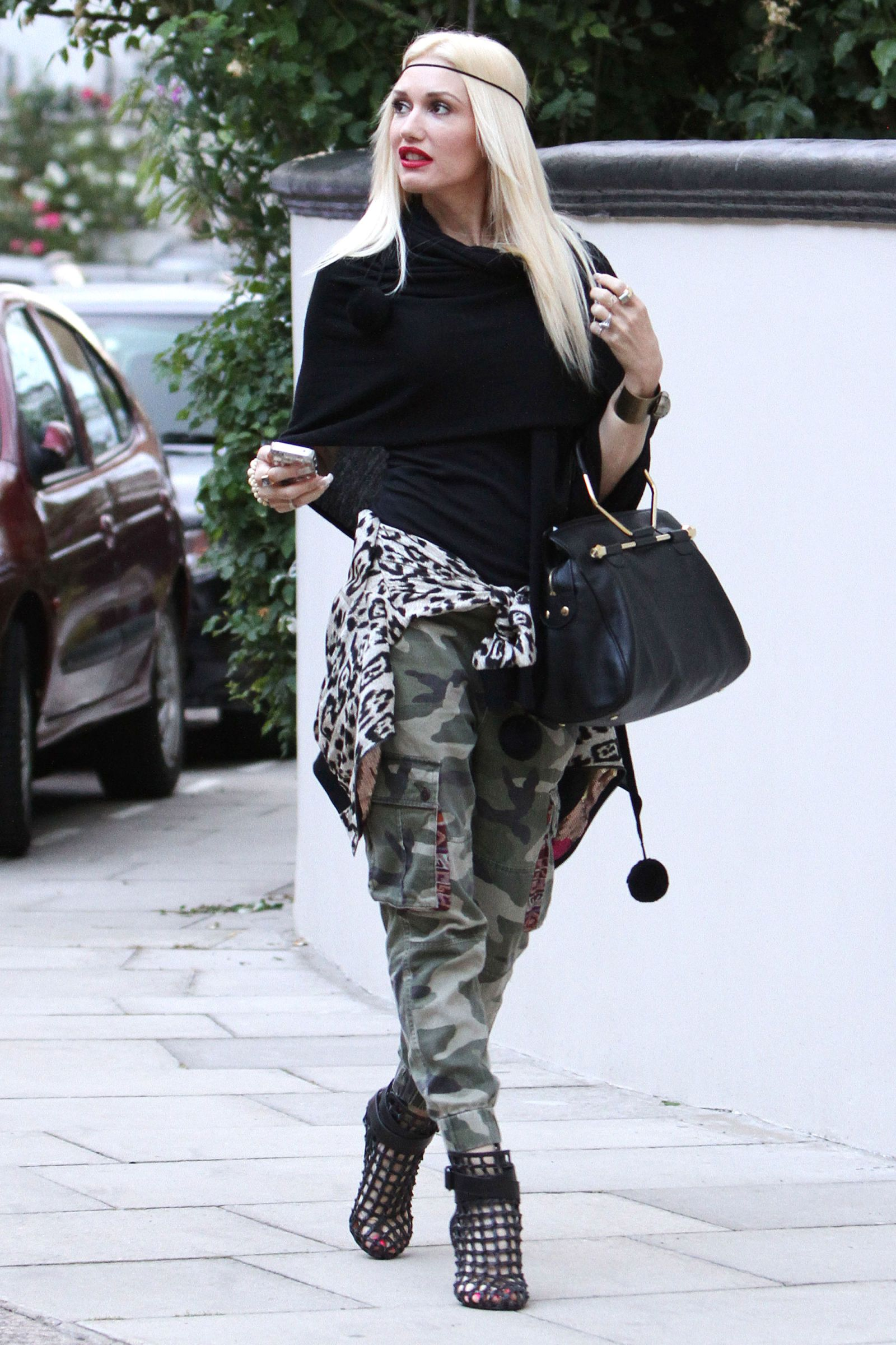 Gwen Stefani\u0027s Pregnancy Style , Gwen Stefani\u0027s Best