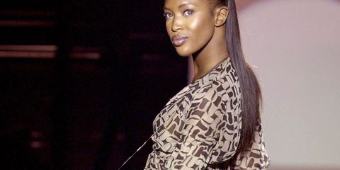 "33 Models with the Best ""Blue Steel"" Runway Looks"