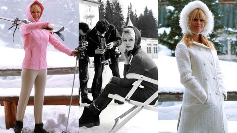 Winter, Fur, Street fashion, Snow, Wig, Costume, Camera, Animal product,