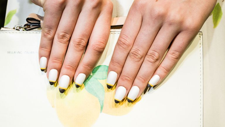 nail trends spring 2014 best nail trends from spring 2014