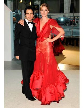 doutzen kroes and zac posen