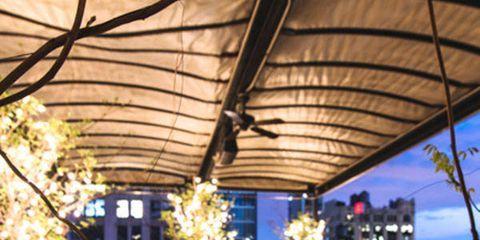 #theLIST: Great Outdoors: 10 Al Fresco Dining Spots