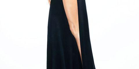 Shoulder, Dress, Standing, Joint, One-piece garment, Formal wear, Style, Waist, Day dress, Fashion model,