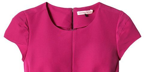 Product, Sleeve, Textile, Magenta, Red, White, Collar, Pink, Purple, Carmine,