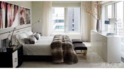 22 Enviable Celebrity Bedrooms