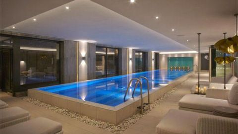 Interior design, Architecture, Property, Room, Real estate, Wall, Glass, Ceiling, Floor, Interior design,