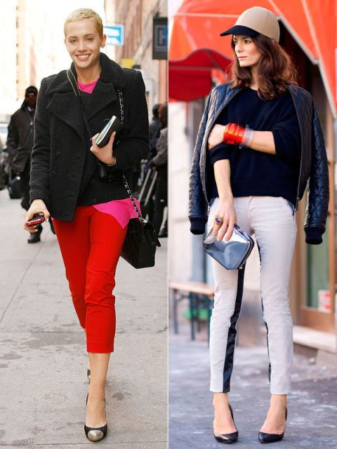 Clothing, Footwear, Product, Trousers, Textile, Red, Outerwear, White, Fashion accessory, Flag,