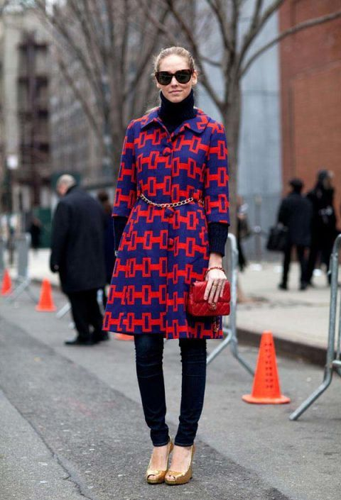 Clothing, Eyewear, Leg, Sleeve, Cone, Road, Textile, Red, Street, Standing,