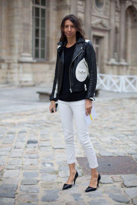 Street Style Spring 2013: Paris Fashion Week