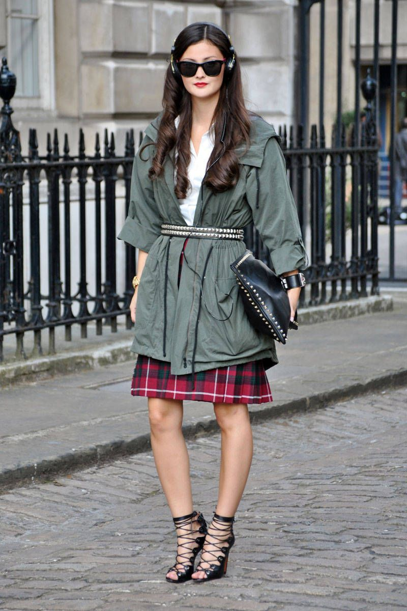 Grunge | Chic And Comfortable Thanksgiving Outfit Ideas For Women