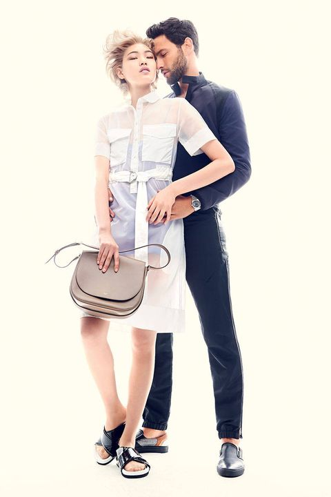Footwear, Product, Sleeve, Trousers, Shoulder, Shirt, Outerwear, Standing, Jeans, Denim,