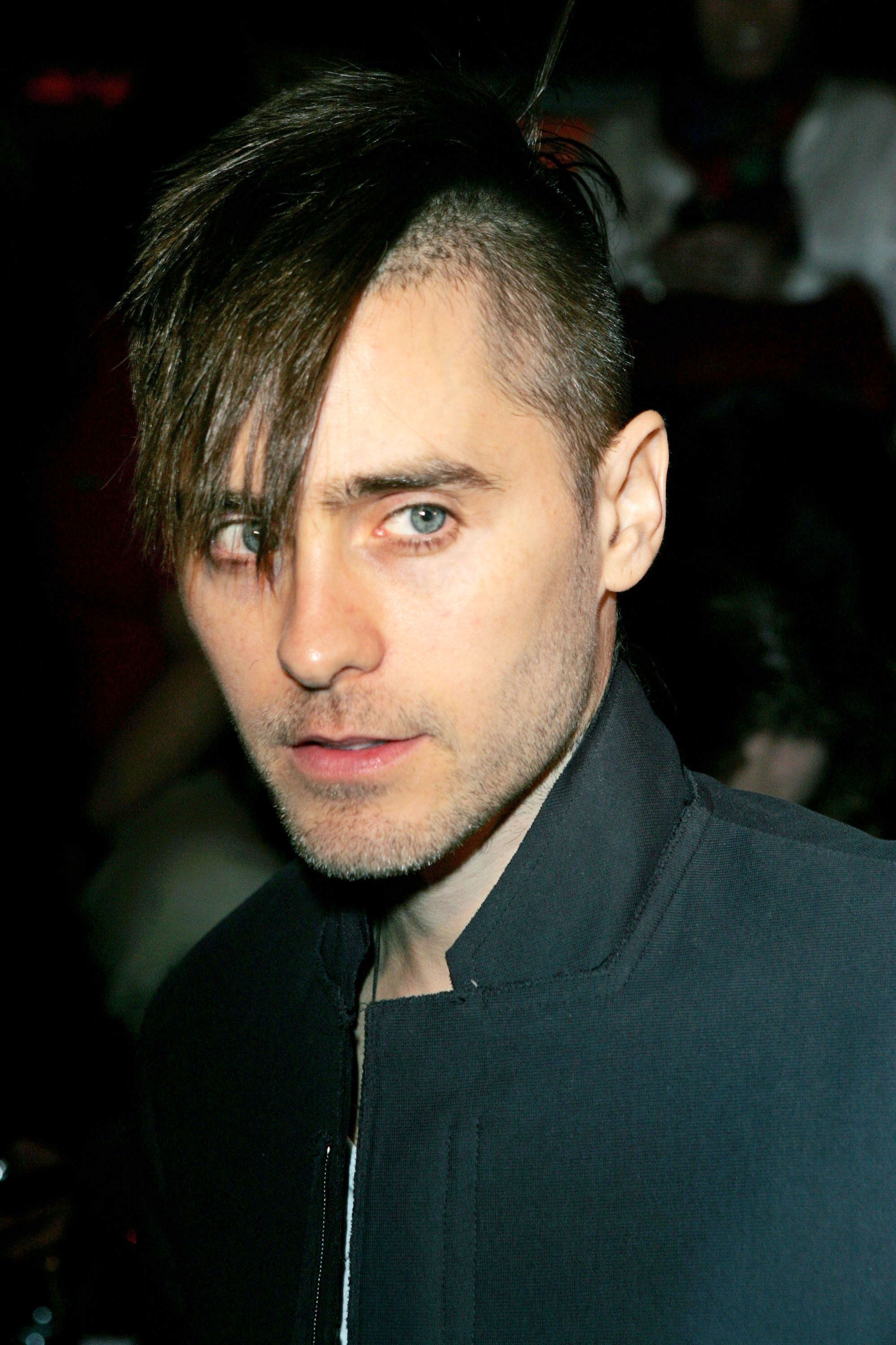 Jared Leto Normal Hair At The Mtv Movie Awards 35 Photos Of Jared
