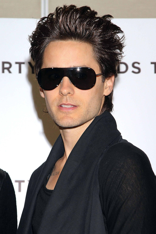 Jared Leto Normal Hair At The Mtv Movie Awards 35 Photos Of Jared
