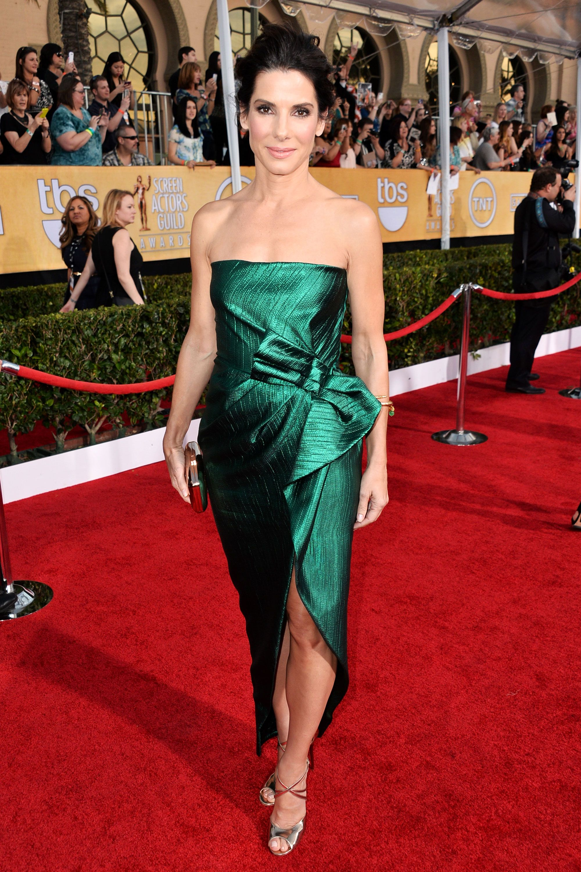 #theLIST: SAG Awards 2014: The Best Dressed