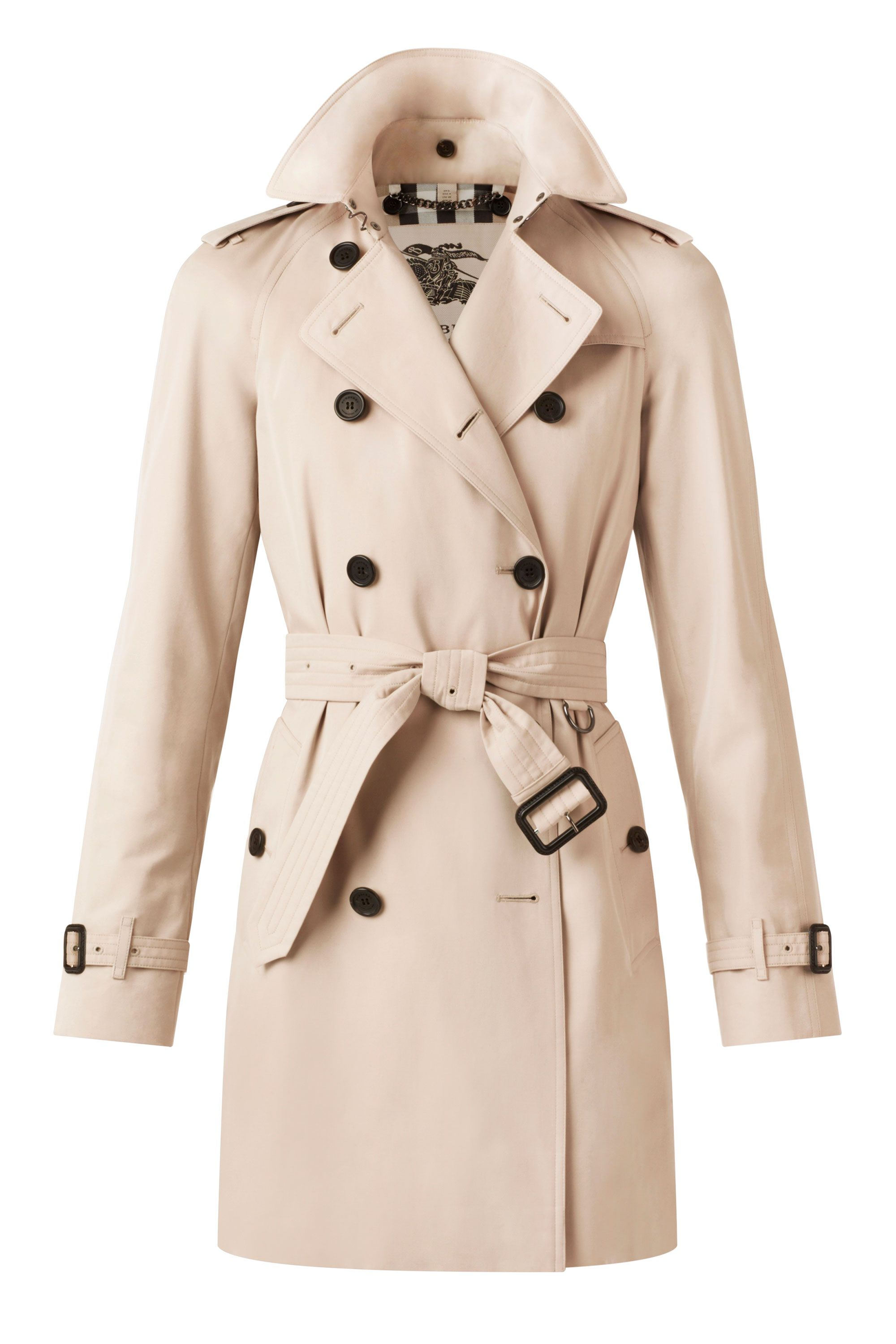 "A heritage brand that pushes the meaning further, Burberry's original trench continues as the leader of the pack.  <em>Burberry trench coat, $1,695, <a href=""http://us.burberry.com/the-westminster-long-heritage-trench-coat-p39008451"" target=""_blank"">burberry.com</a>.</em>"