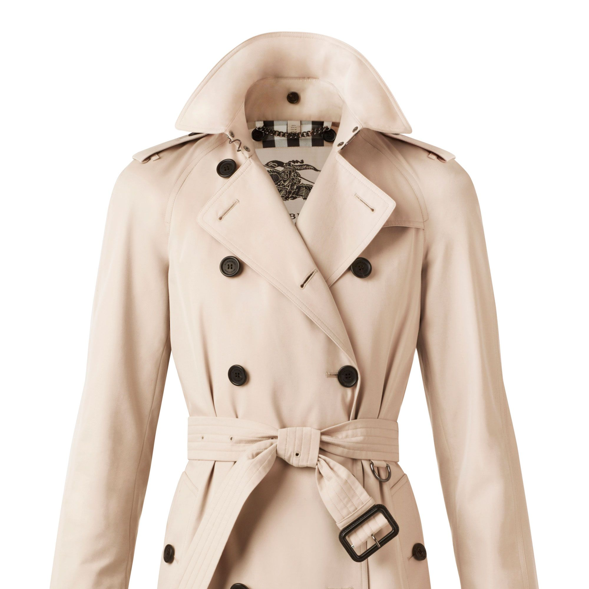 """A heritage brand that pushes the meaning further, Burberry's original trench continues as the leader of the pack.<em>Burberry trench coat, $1,695, <a href=""""http://us.burberry.com/the-westminster-long-heritage-trench-coat-p39008451"""" target=""""_blank"""">burberry.com</a>.</em>"""