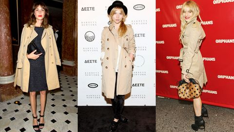 Alexa Chung, Clemence Poesy and Sienna Miller wear the British brand especially well.