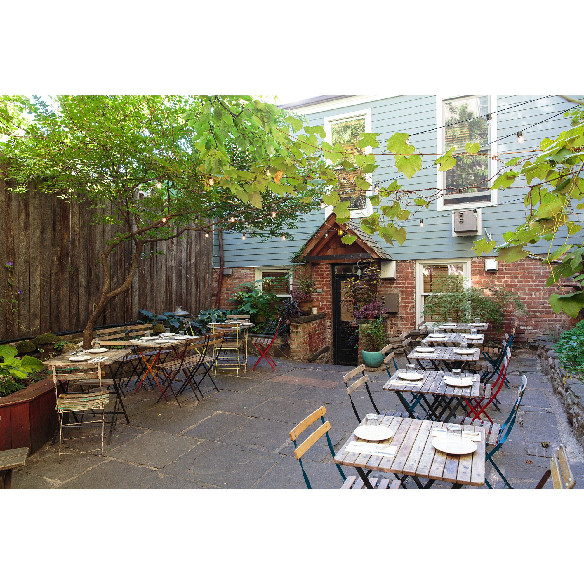 thelist best outdoor restaurants in nyc for 2014 via the infatuation