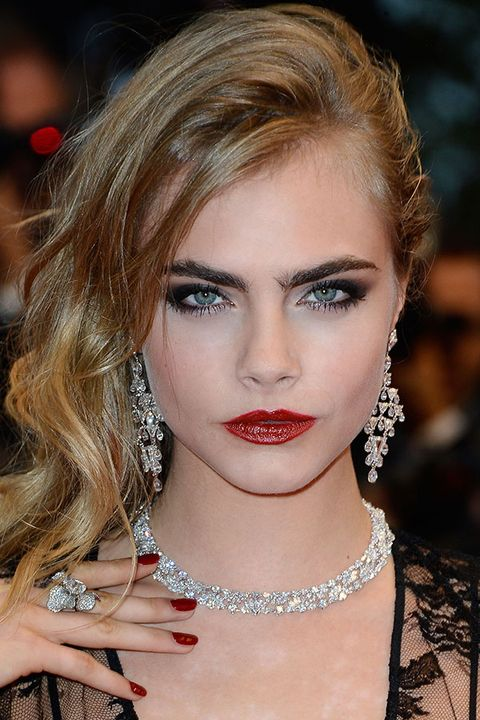 Best Celebrity Eyebrows Best Bold Celebrity Eyebrows