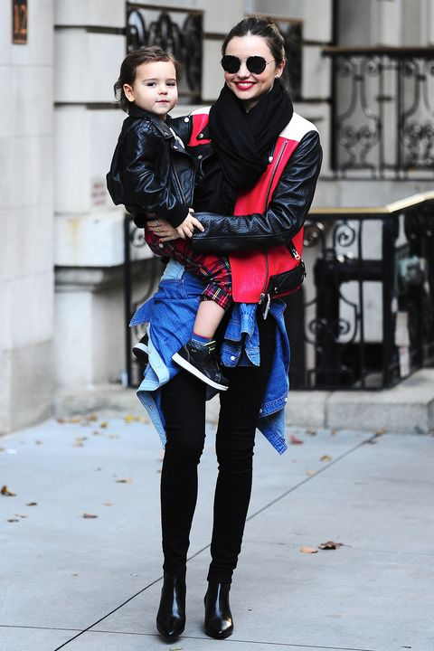 Model Moms and Their Children in Vogue | Vogue us