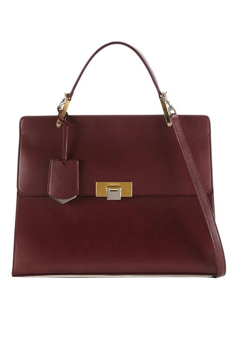 Product, Brown, Bag, Red, White, Fashion accessory, Style, Luggage and bags, Shoulder bag, Leather,