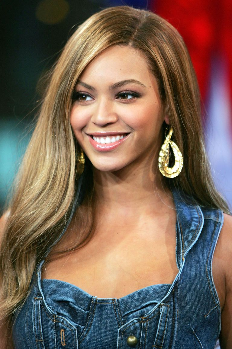 40 Beyonce Hairstyles   Beyonce's Real Hair, Long Hair and ...