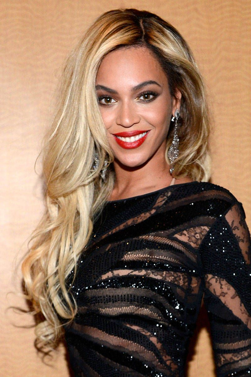 Tremendous 40 Beyonce Hairstyles Beyonces Real Hair Long Hair And Short Hairstyles For Men Maxibearus