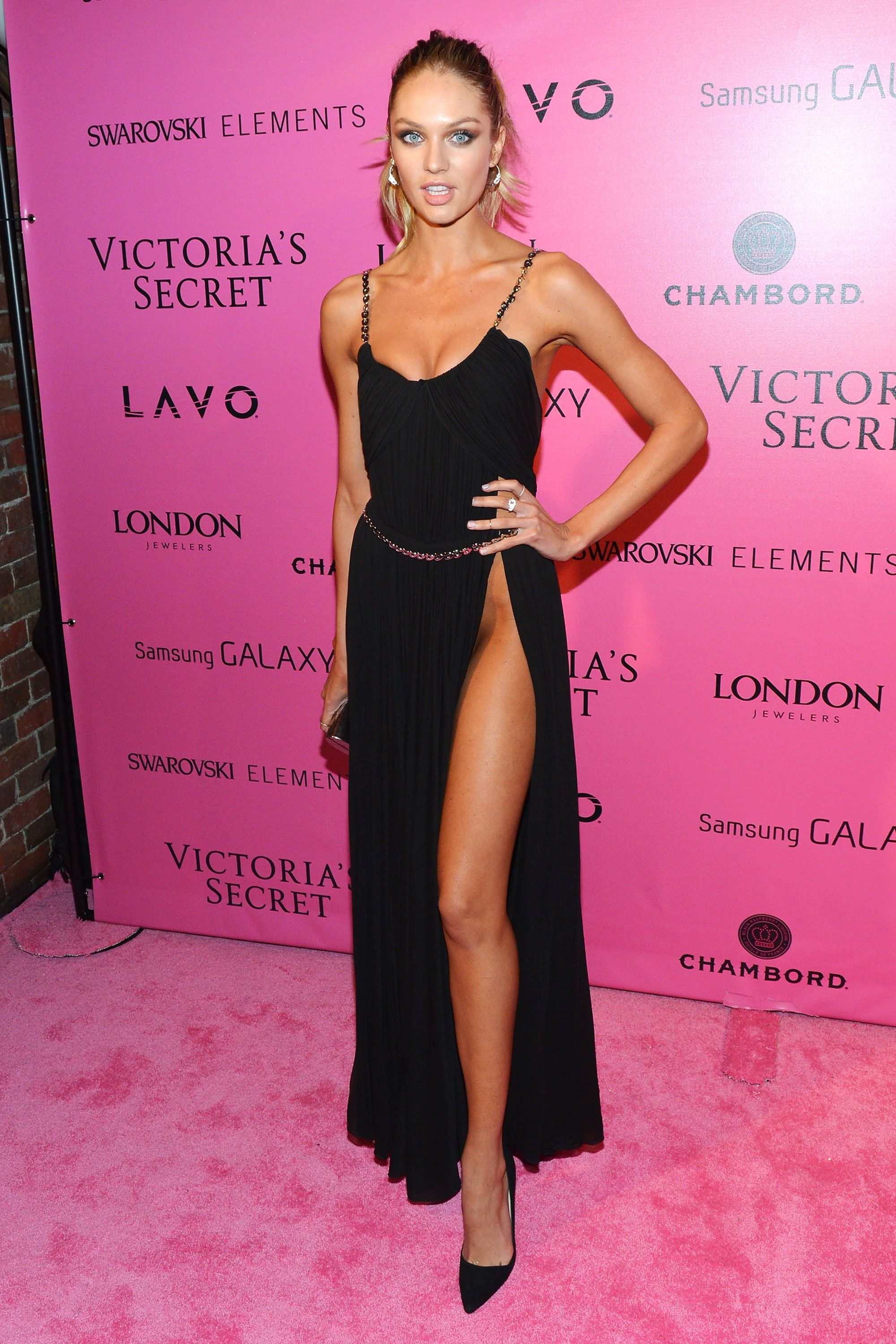Candice Swanepoel Sexiest Red Carpet Looks Victoria S Secret Angel Candice Swanepoel Style
