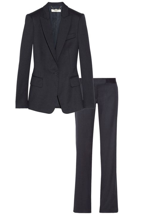 Clothing, Collar, Sleeve, Coat, Textile, Outerwear, Standing, Style, Formal wear, Blazer,