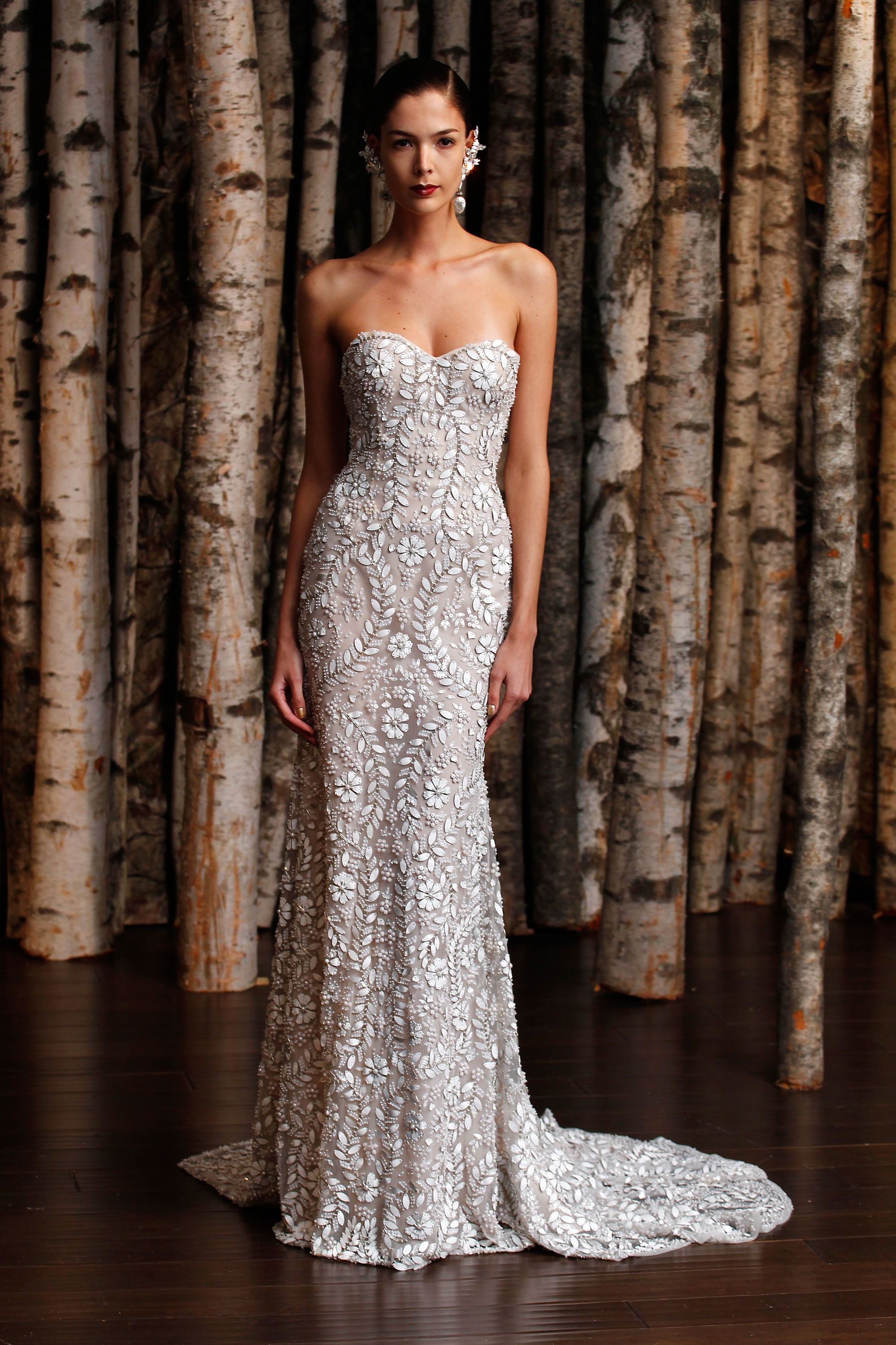 50 Spring 2015 Designer Wedding Dresses