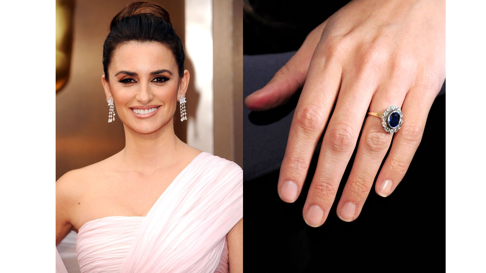 wedding rings celeb engagement pictures ring popsugar celebrity