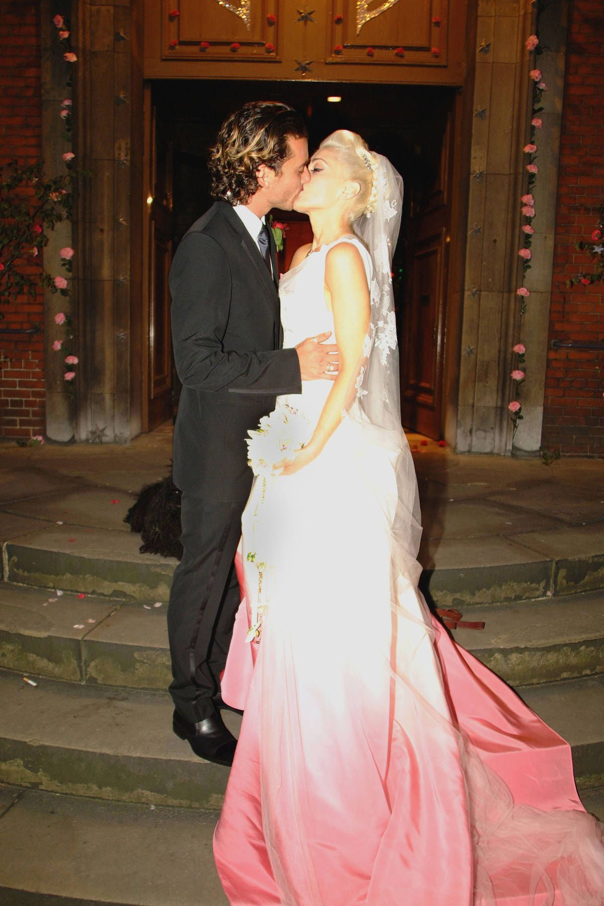Vintage-Inspired Bridesmaid Dresses Color Magenta