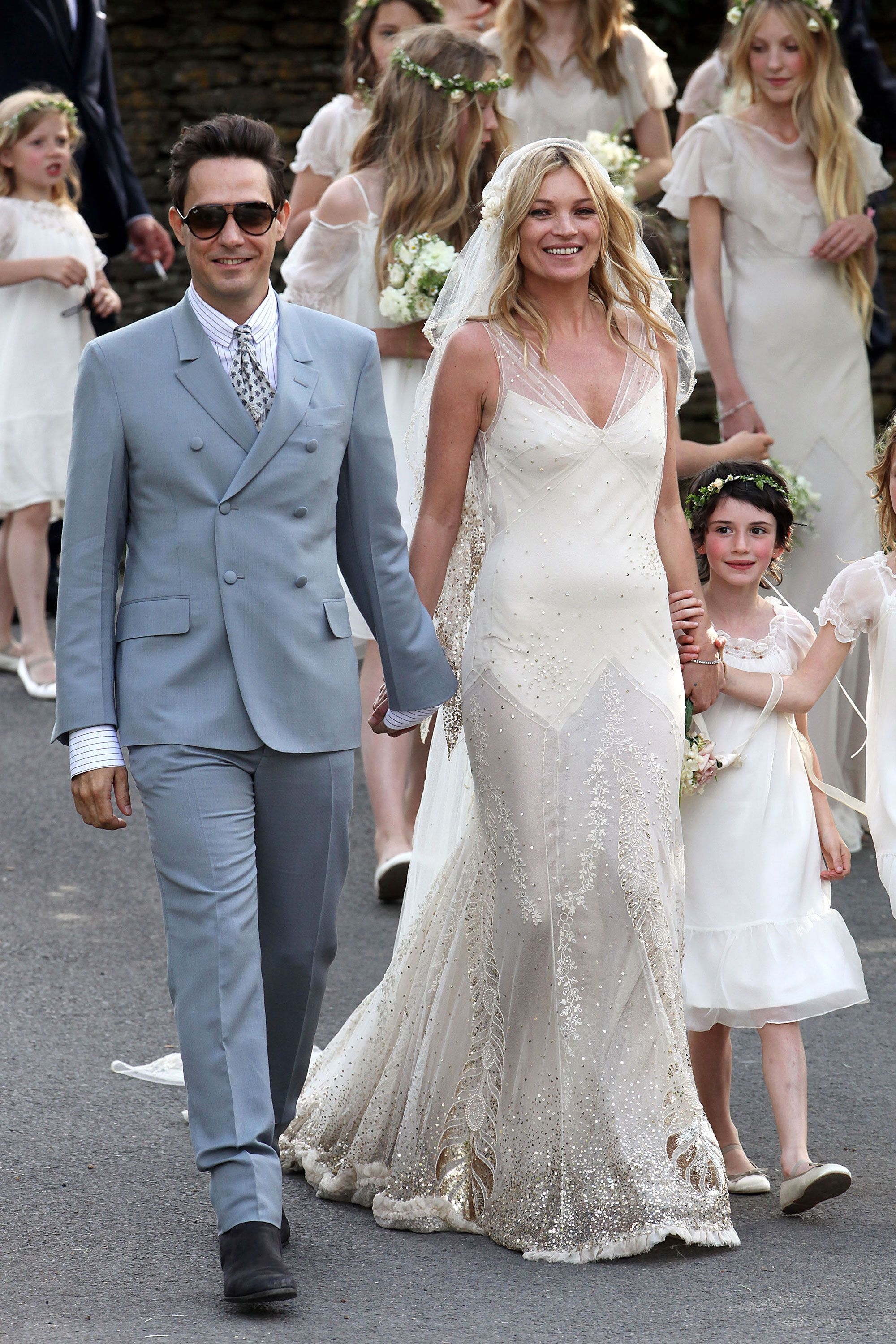 50 Iconic Celebrity Wedding Most Memorable Gowns In History