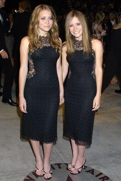 Getty Images Little Lace Dresses