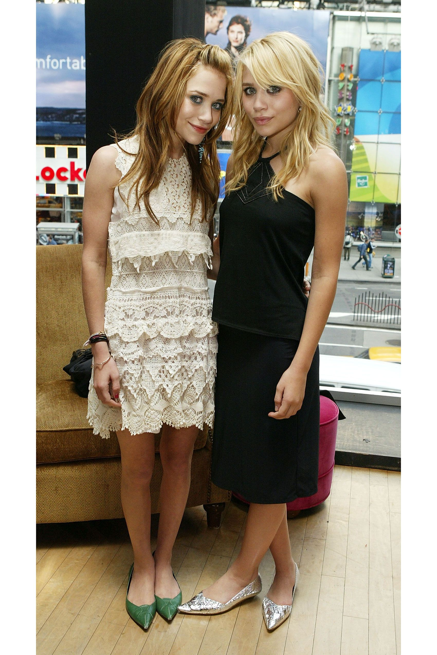 Mary kate ashley olsen style dress