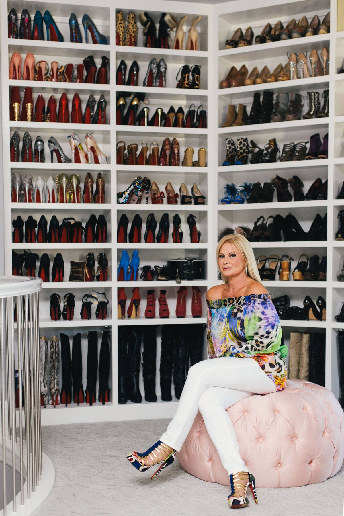 Meet The Woman With The Biggest Closet In America
